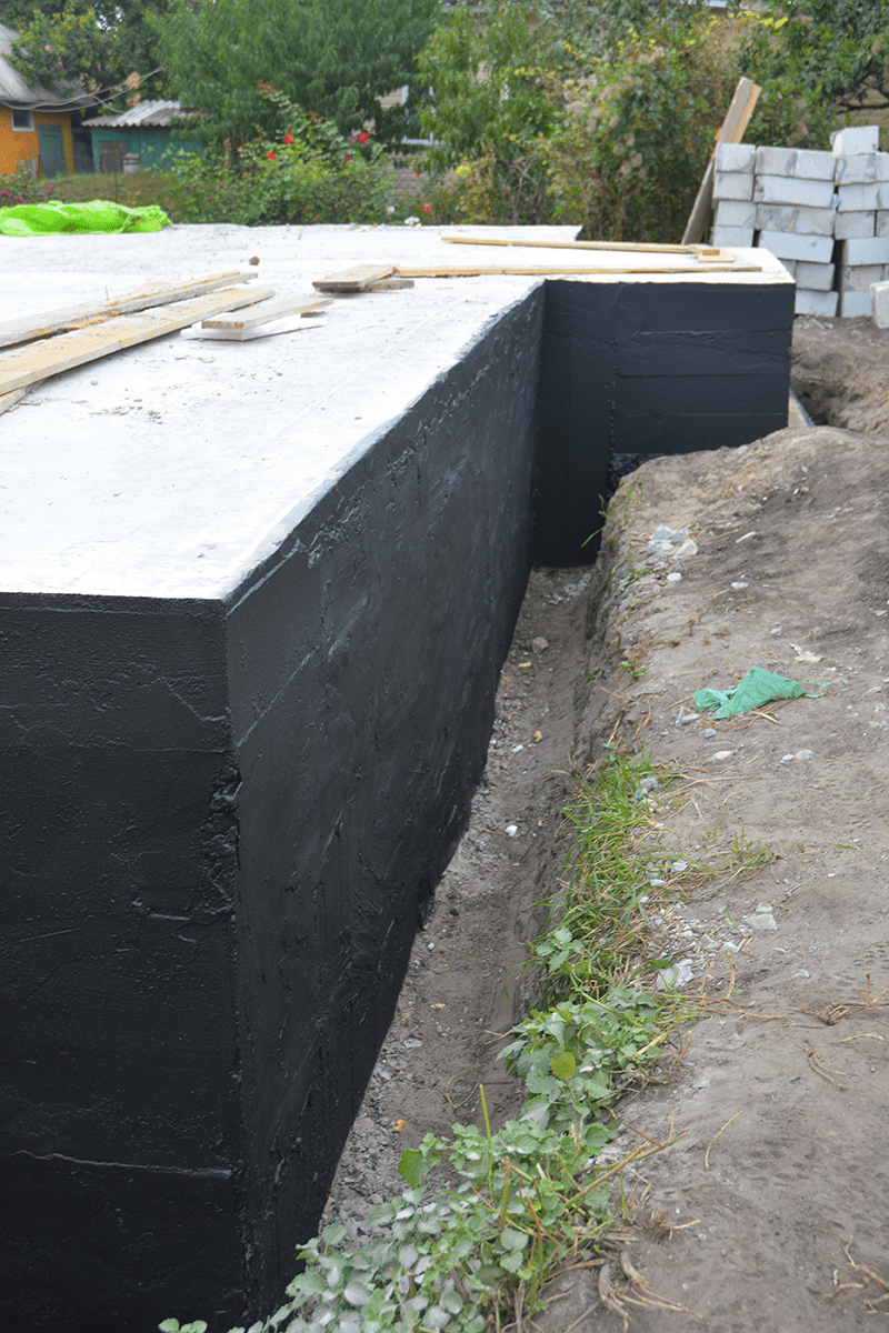What is an Exterior Waterproofing Membrane?