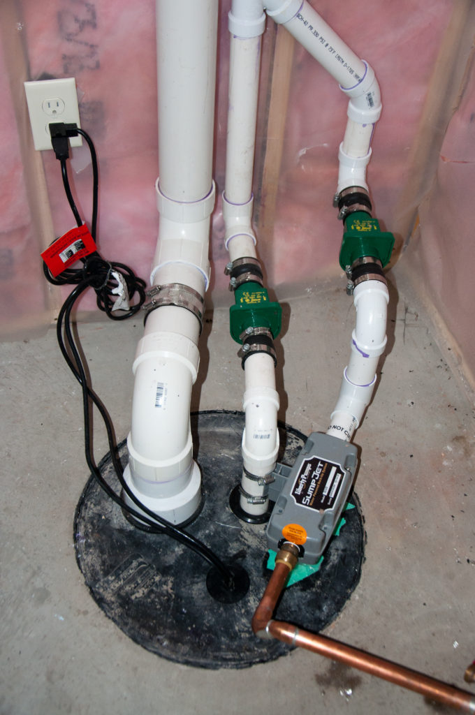Sump Pumps And Battery Back Up Systems Midwest Waterproofing